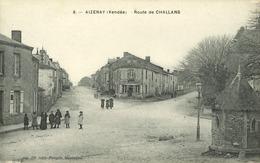 85 - Aizenay - Route De Challans - La Mothe Achard