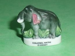 Fèves / Disney : Colonel Hathi , éléphant  T134 - Disney