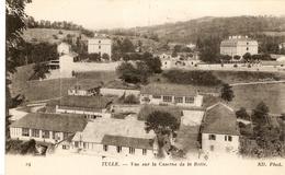 Cp 09 Tulle - Vue Sur La Caserne De La Botte - Tulle