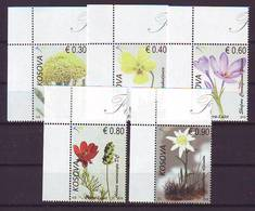 Kosovo 2018 Y Flora Plants Flowers MNH - Kosovo