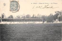 59-LILLE-CHAMP DE COURSES- LES TRIBUNES - Lille