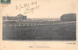 59-LILLE-CHAMP DE COURSES- - Lille