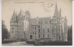 D45 - COMBREUX - EDITION DU DOMAINE DE COMBREUX - LE CHATEAU - France