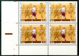 """ITALIA / ITALY 2008** - Olimpiadi Di Londra 1908 """"Dorando Pietri"""" - Quartina MNH,, Come Da Scansione. - Ete 1908: Londres"""