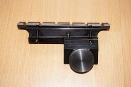 Pièce De Montage Lunette Avec Rail Weaver Pour RUGER MINI 14  !! - Militaria