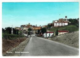 MONTONE (Perugia)- Scorcio Panoramico - Voyagée 1969- Bon état - Other Cities