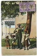 Bermuda Blind Musician And Kids Aveugle Et Enfants   Edit Weiss Photo And Kodak Dealer - Bermudes