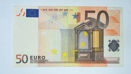 EURO-GERMANY 50 EURO (X) G029 Sign TRICHET - EURO