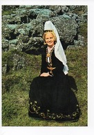 Islande : Skauthuningurinn - Icelandic National Costume (cp Vierge) - Islande