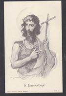 St Jean Baptiste  Image Pieuse Religieuse Holy Card Santini - Santini