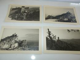B696  7 Foto San Marino Cm14,5x9,5 - Fotografia