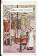 Rare Chromos Chocolat Poulain Confiserie N° 1 - Poulain