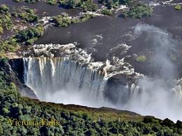 Victoria Falls Simbabwe - Simbabwe