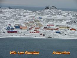Villa Las Estrellas Chile Antarktis - Chile