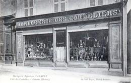 ROMANS-sur-Isere - Horlogerie Bijouterie Des Cordeliers TABARET - Shops