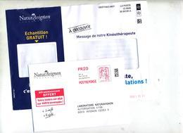 Pap Reponse Ciappa Laboratoire Naturavignon + Destineo - Entiers Postaux