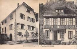 67 . N° 49869 . Niederbronn Les Bains . Pension Lincker - Niederbronn Les Bains