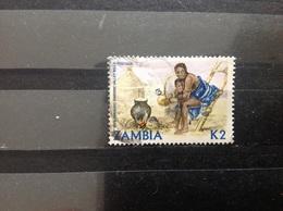 Zambia - Traditionele Leven (2) 1983 - Zambia (1965-...)