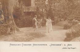 Hertenstein Freilicht-Theater Scenen - LU Lucerne
