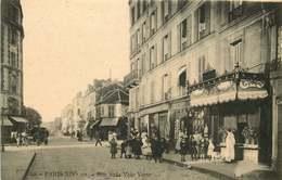 PARIS 14eme   Rue De La Voie Verte - Arrondissement: 14