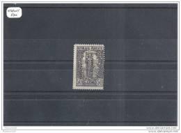 YT N° 63 NEUF SANS GOMME TTB - Unused Stamps