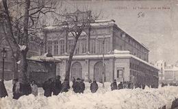 BEZIERS - Le Théâtre Jour De Neige - Beziers