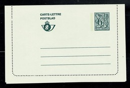 België/Belgique Omslagbrief / Enveloppe-lettre 6,50 F Neuf/Nieuw - Entiers Postaux