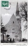 37 - CRISSE - Prés De L'ile Bouchard - L'église - Andere Gemeenten