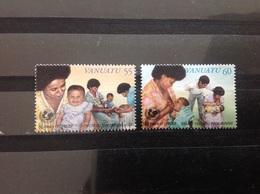 Vanuatu - Complete Set 50 Jaar UNICEF 1996 - Vanuatu (1980-...)