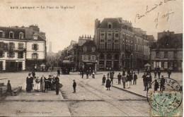 56 LORIENT  La Place Du Morbihan - Lorient