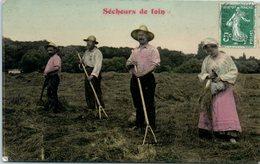 Agriculture - Sécheurs De Foin - Cultures
