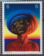 Österreich 1978 Nr.1594 ** Postfr. Moderne Kunst In Österreich  ( 3848 ) Günstige Versandkosten - 1971-80 Neufs