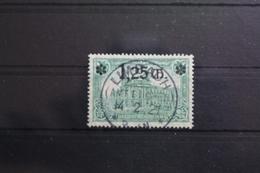 Deutsches Reich 116I Gestempelt Geprüft Infla Berlin #SF724 - Deutschland