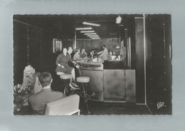 Le BAR Du PAQUEBOT FRANCE Animée - Passagiersschepen