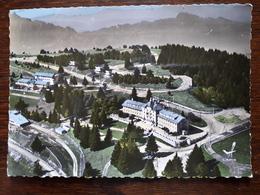 L10/141 En Avion Au Dessus De Mont Revard . Les Hotels - Aix Les Bains
