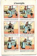 HUMOUR(ILLUSTRATEUR) PUBLICITE GRAND MAGAZINS DE LA SAMARITAINE - Humour