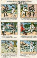 HUMOUR(ILLUSTRATEUR) PUBLICITE A LA MENAGERE BOULANGER - Humour