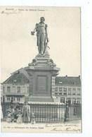 Anvers Antwerpen Statue Du Général Carnot ( De Greave Gand ) - Antwerpen