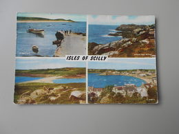 ANGLETERRE CORNWALL / SCILLY ISLES ISLES OF SCILLY - Scilly Isles