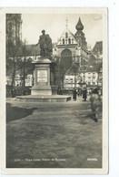 Anvers Antwerpen Statue De Rubens Place Verte - Antwerpen