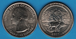 USA ¼ Dollar Washington Quarter 2011 P OLYMPIC WASHINGTON ANIMAL CERF - Émissions Fédérales