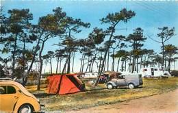 LA MOLLERE - Le Camping. - Autres Communes