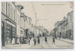 REINS 51 RUE DU BABÂTRE ET RUE SIXTE - Reims
