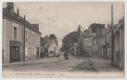 CPA TOURS Pont Cher - Tours