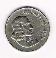 =&   ZUID AFRIKA  50 CENTS  AFRIKAANS LEGEND  1966 - Afrique Du Sud