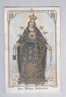 MARIA VERGINE ADDOLORATA...SANTINO....HOLY CARD - Religione & Esoterismo