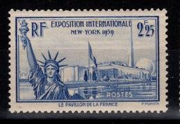 YV 426 New York N** Cote 20 Eur - France