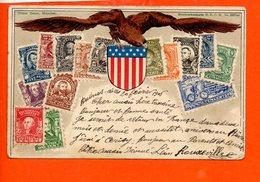 Timbres - Ottmar Zieher, München - Etats Unis D'Amérique - Timbres (représentations)