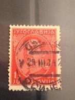 YOUGOSLAVIE - Oblitéré - 1931 - 1931-1941 Royaume De Yougoslavie