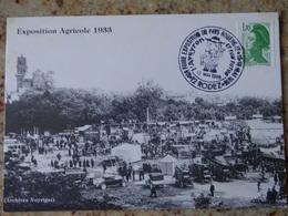 1er Jour Rodez Aveyron Foire Expo Du Pays Rouergat  1985 - FDC